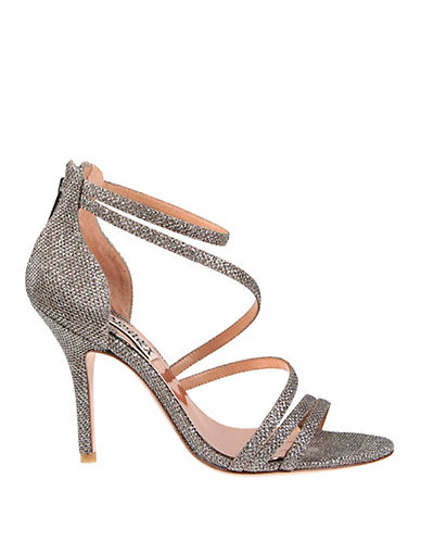 BADGLEY MISCHKA Landmark High-Heel Sandals