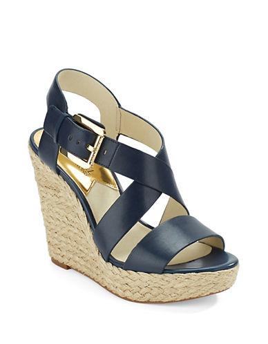 Michael Michael Kors Giovanna Wedge Sandals