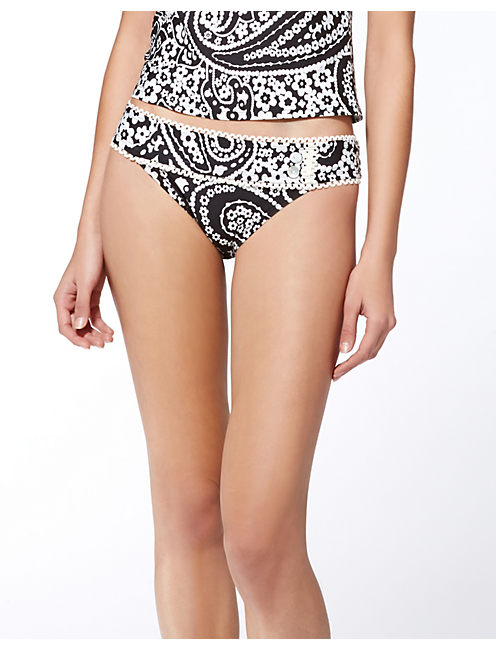 MY TRIBE HIPSTER BOTTOMS, BLACK SAND