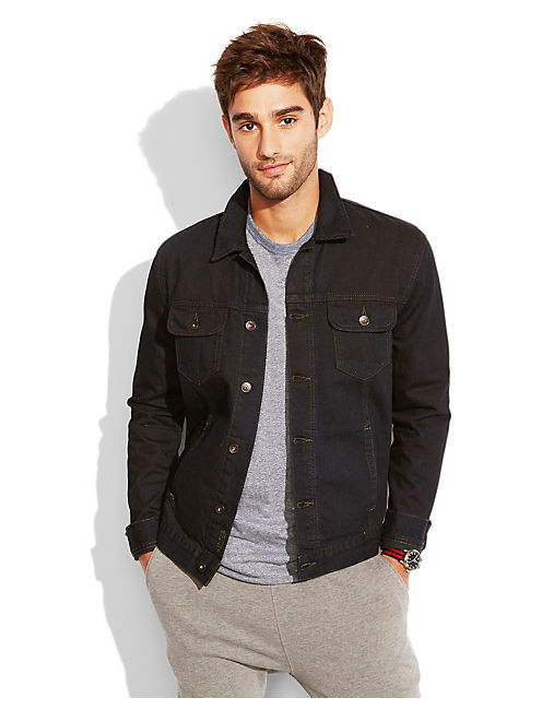 ICON DENIM JACKET, BIG BEND