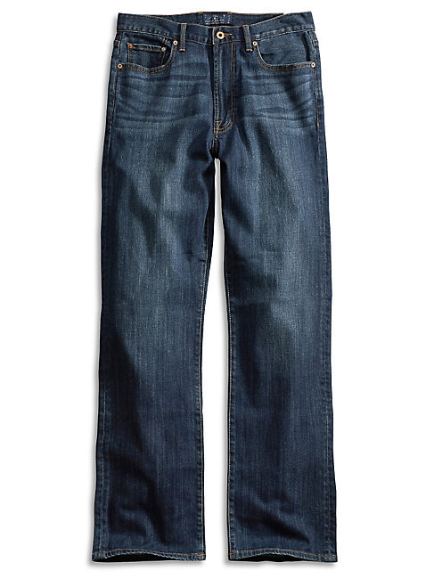 181 RELAXED STRAIGHT JEAN, PLANTATION