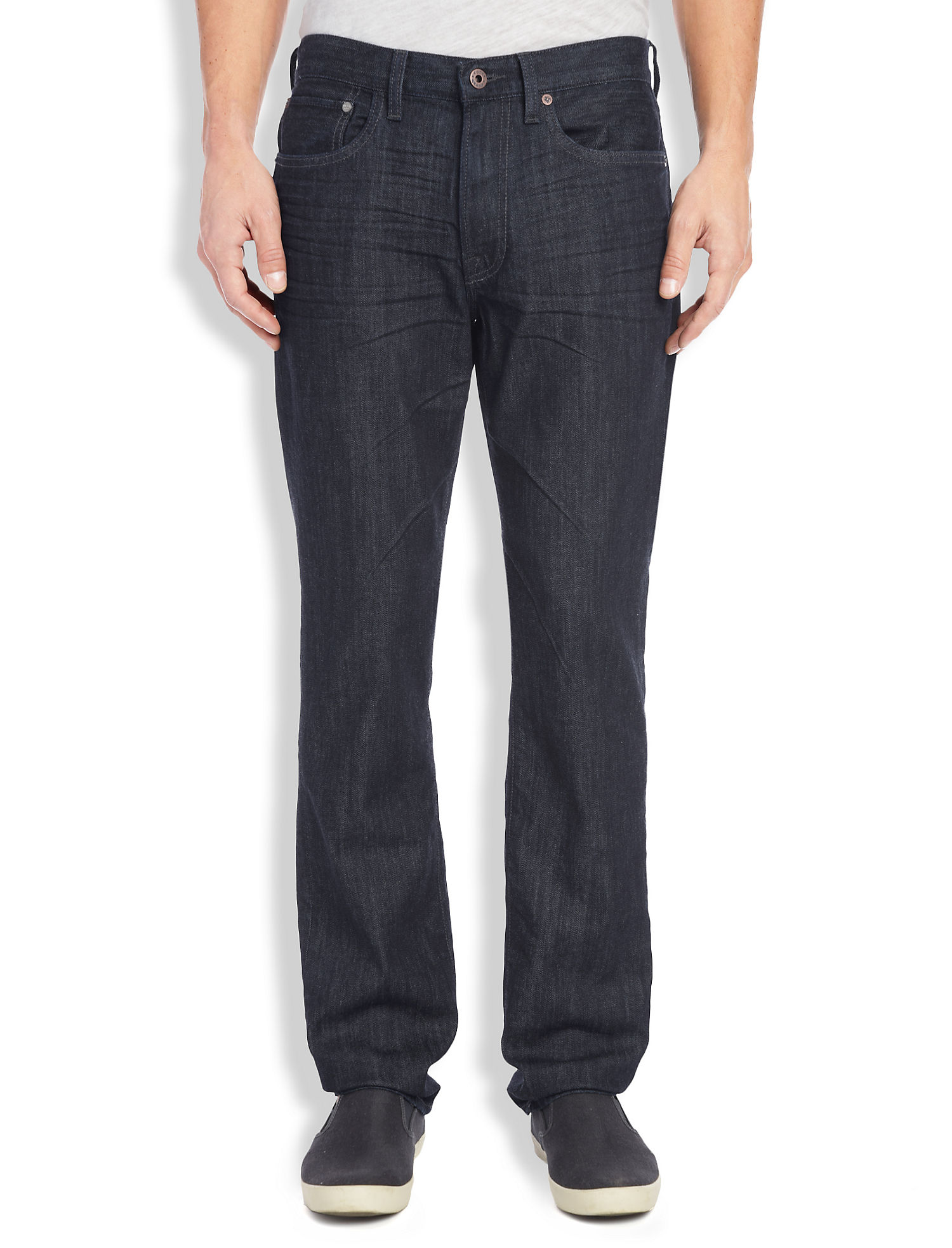 121 Heritage Slim Fit Jeans