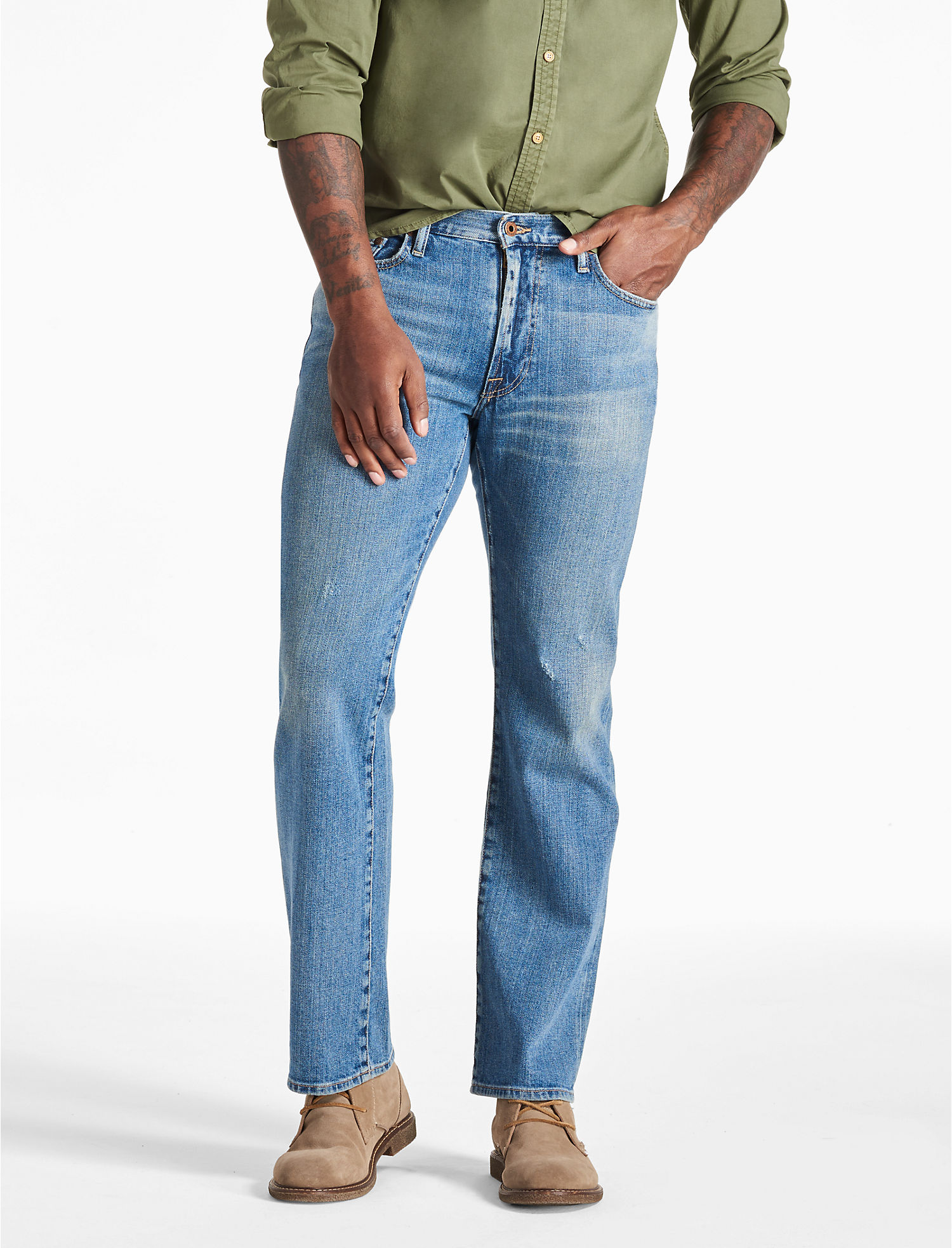181 Relaxed Straight Jean | Tuggl