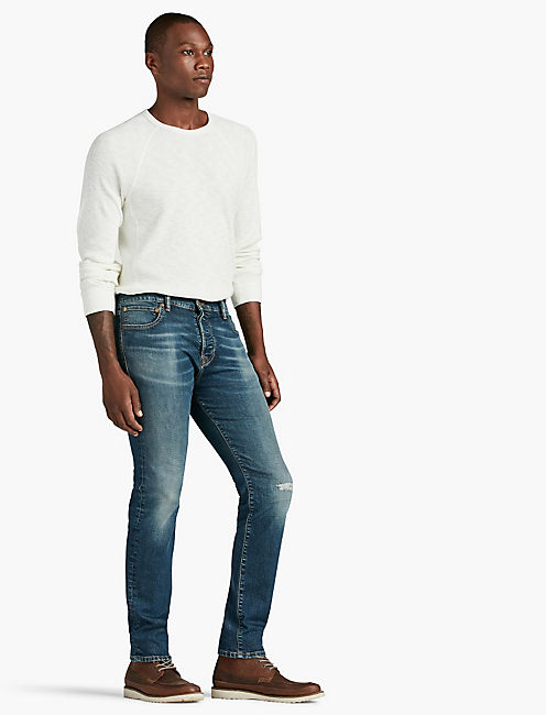 Lucky 76 Slouch Skinny Jean