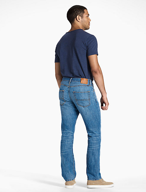 427 ATHLETIC BOOT JEAN,