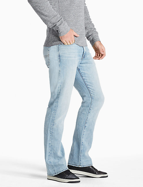 427 ATHLETIC BOOT JEAN, NASH
