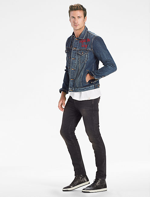 Lucky Lot, Stock And Barrel Mckinney Denim Jacket