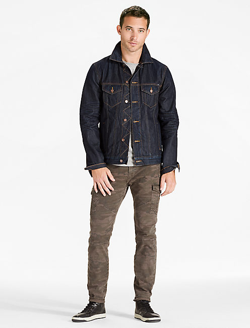 Lucky Mckinney Denim Jacket