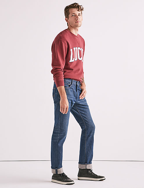 Lucky Made In L.A. 410 Athletic Slim Jean