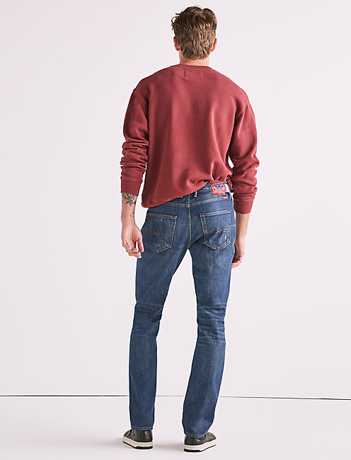 MADE IN L.A. 410 ATHLETIC SLIM JEAN,