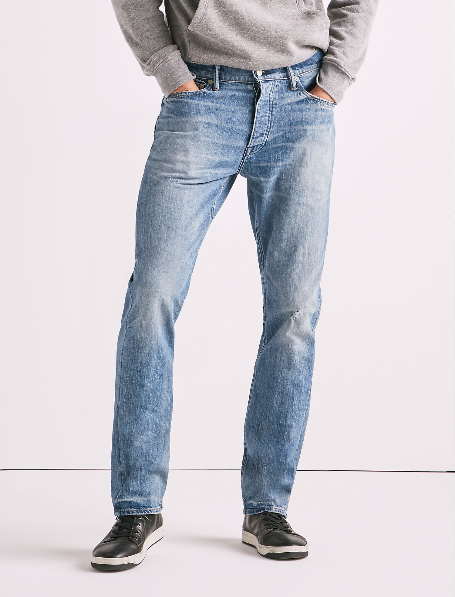 059d1b22ed Made In L.A. 410 Athletic Slim Jean at Lucky Brand Jeans in Studio City