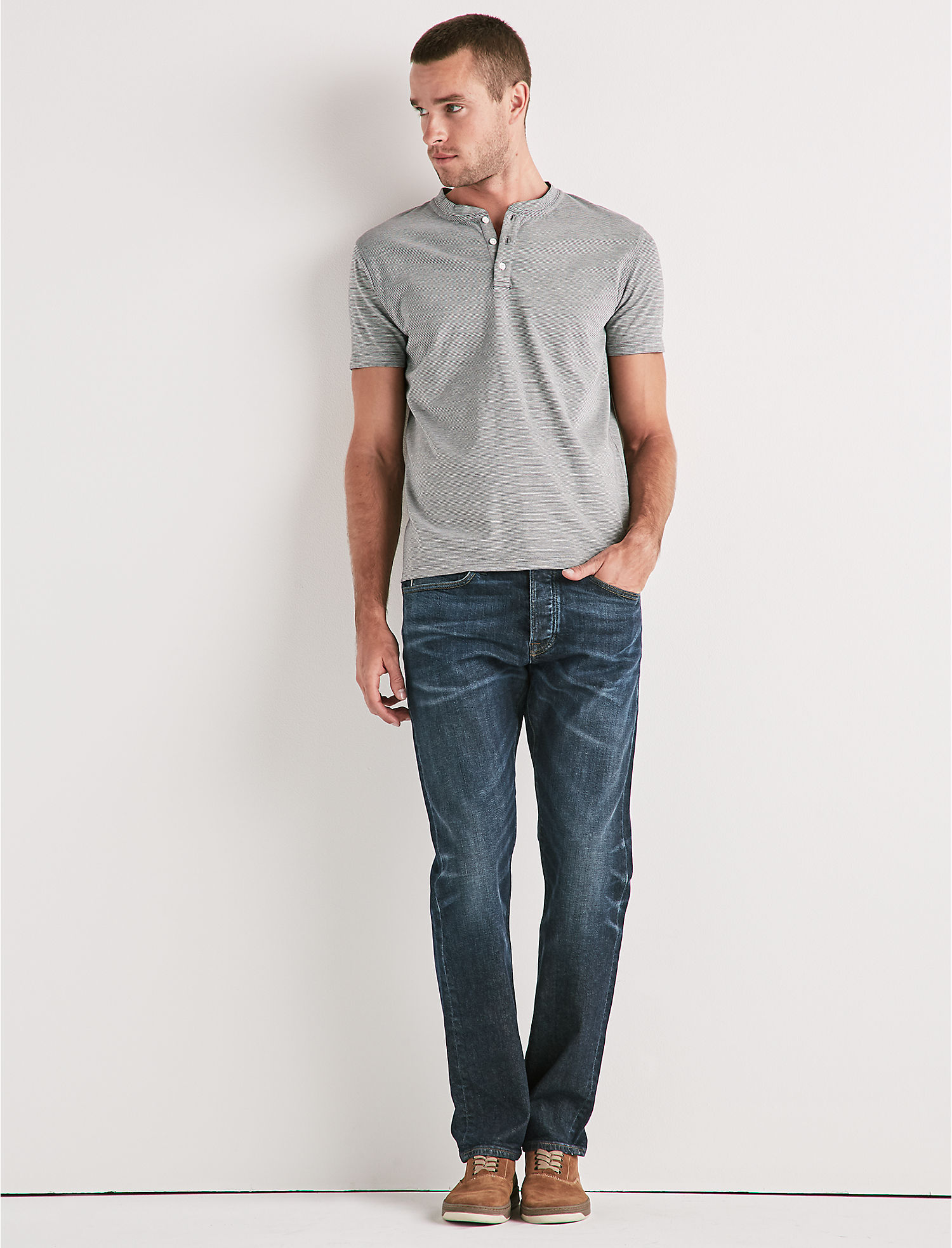 61b2f3c3dd 121 Slim Jean at Lucky Brand Jeans in Studio City