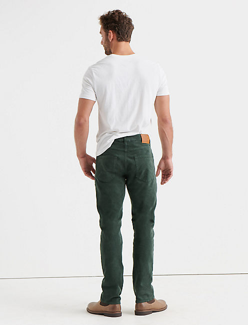 410 ATHLETIC SLIM STRETCH CORDUROY JEAN,