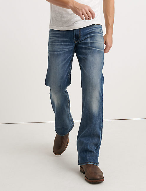 367 VINTAGE BOOT COOLMAX JEAN, HARRISON