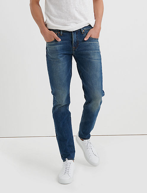 110 SKINNY VERTICAL STRETCH JEAN,