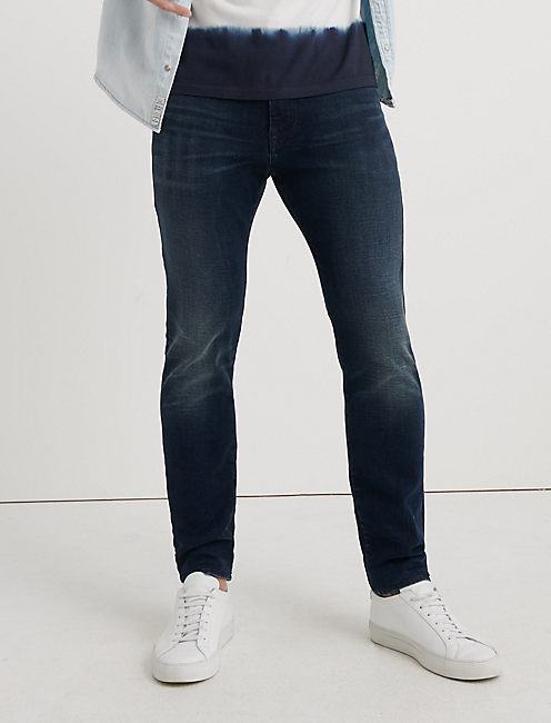 105 SLIM TAPER JEAN, OAKCREST
