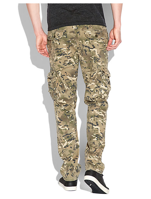 PARATROOPER CARGO PANT, CAMO (ARMY COLORS)