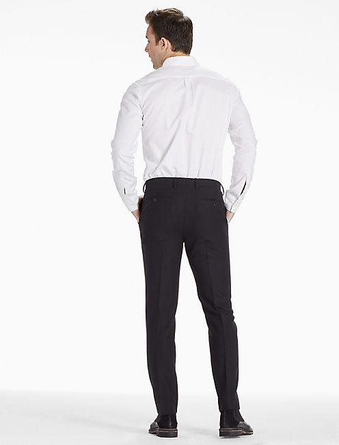 ACE RIDER SUIT PANT, BLACK