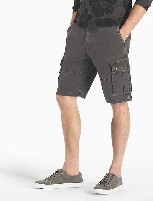 Boulder Cargo Short, RAVEN
