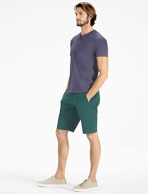 Rip Stop Utility Short, JADED GREEN