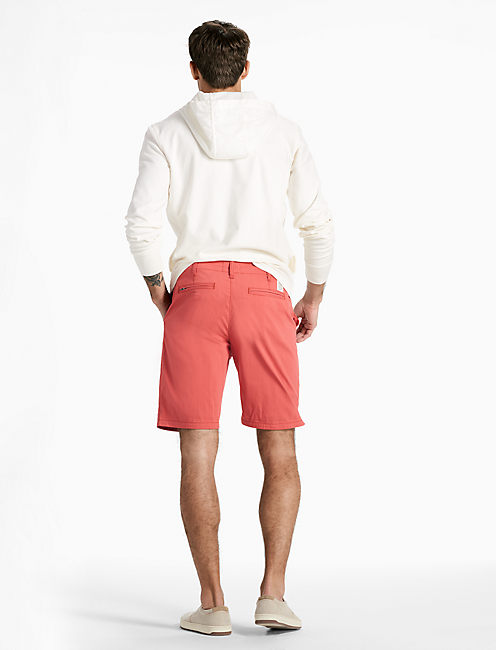 SURF & TURF SHORT, MINERAL RED