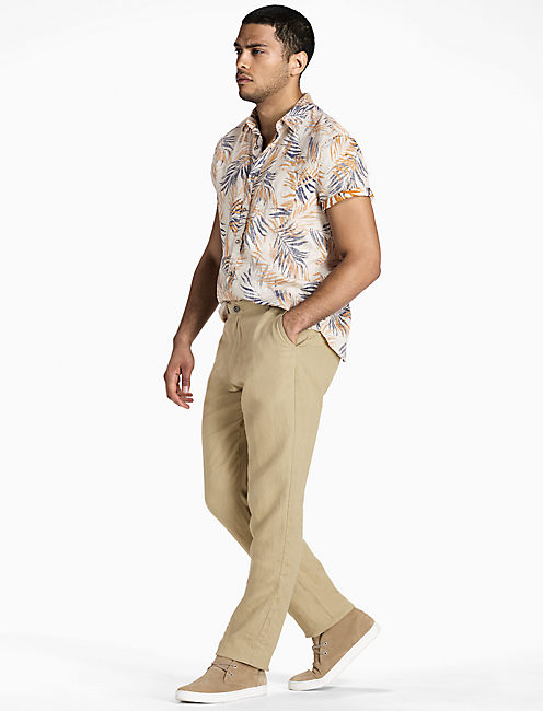 Hightide Twill Linen Pant,