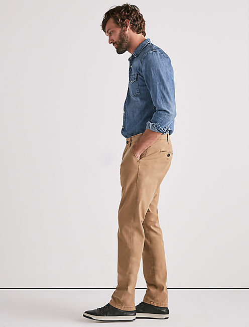 Lucky 410 Stretch Sateen Chino