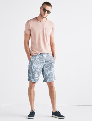 Lucky Surf & Turf Swim Short