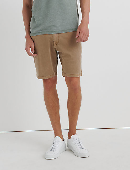 "Saturday Stretch 8"" Short, TWILL #16-1108 TCX"