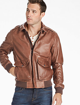 Lucky brand women's endless leather jacket