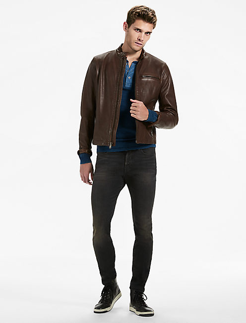 Lucky Bonneville Leather Jacket