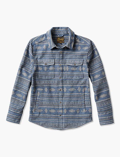 Snow Valley Shirt Jacket,