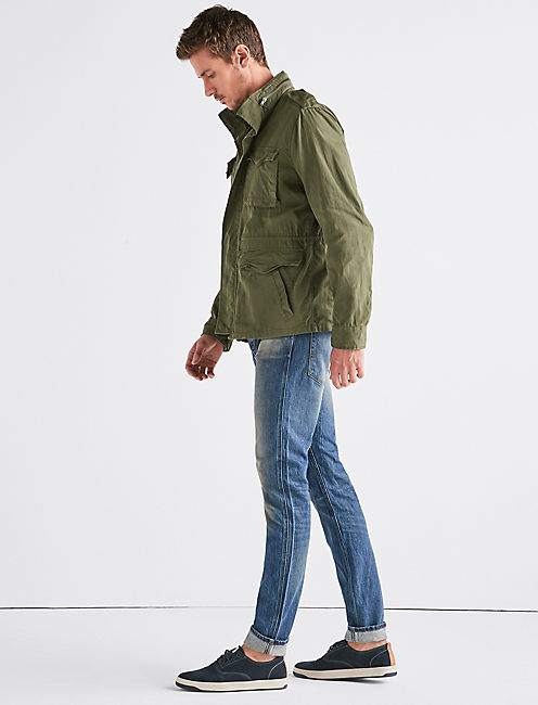 Lucky Waxed M-65 Field Jacket
