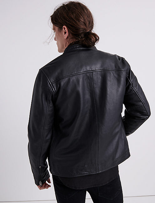 CLEAN LEATHER BONNEVILLE,