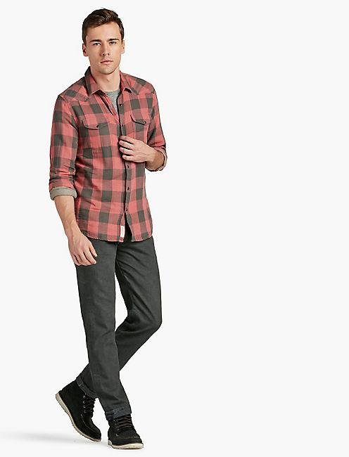 Lucky Rustic Creek Western Shirt