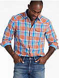 Doubleweave Santa Fe Western Shirt,