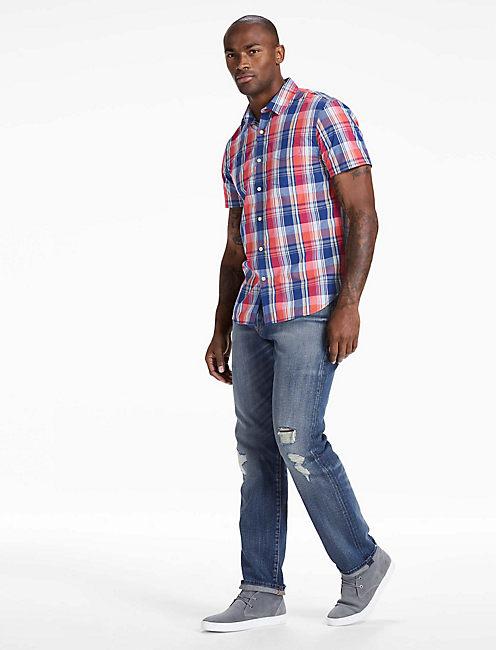 Short Sleeve Ballona Shirt,