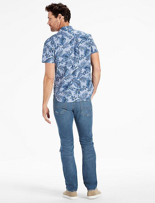 Palmetto Short Sleeve Ballona Shirt,