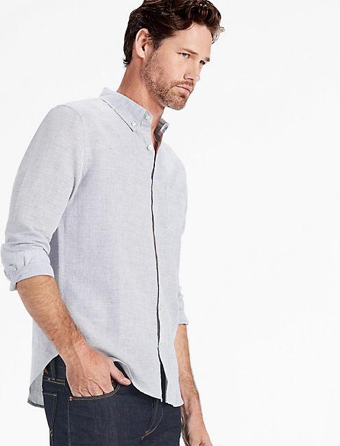 Washed Black Label Shirt,