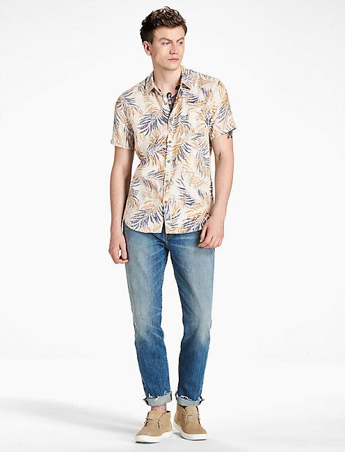 Lucky Linen Floral Shirt