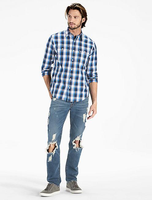 Clean Two Pocket Workwear Shirt,