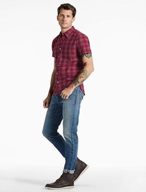 Short Sleeve One Pocket Shirt,