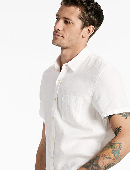 North Shore Linen Shirt,