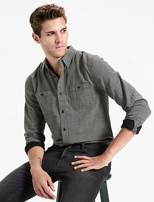 Mason Workwear Shirt by Lucky Brand