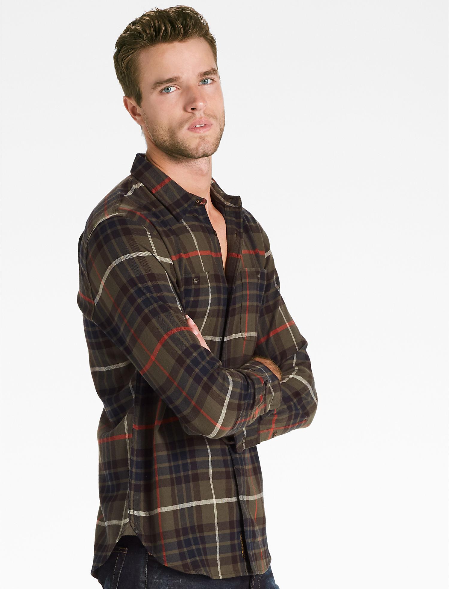 Saturday Stretch Workwear Shirt | Tuggl