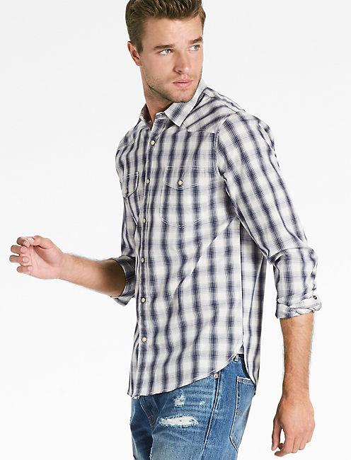 Saturday Stretch Western Shirt,