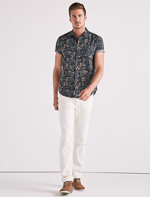 Lucky South Pacific One Pocket Shirt