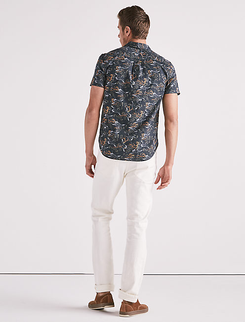 South Pacific One Pocket Shirt,