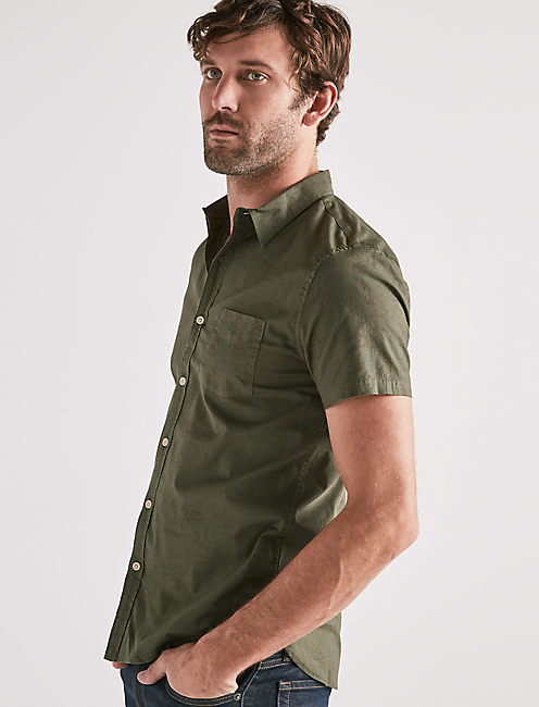 WEEKEND EXPLORER ONE POCKET SHIRT,