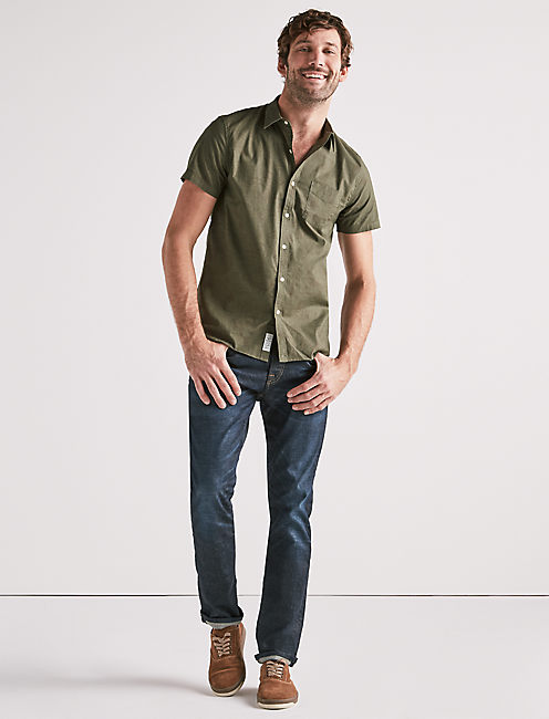 Lucky Weekend Explorer One Pocket Shirt